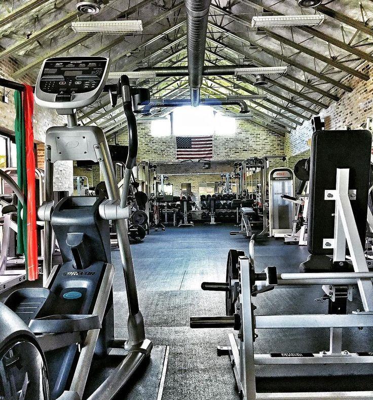 Dwayne Johnsonu0027s Home Gym 13 best Gym