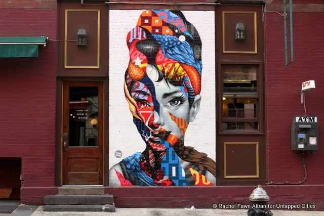 8 best images about ny miscellaneous on pinterest little for Mural on broome street