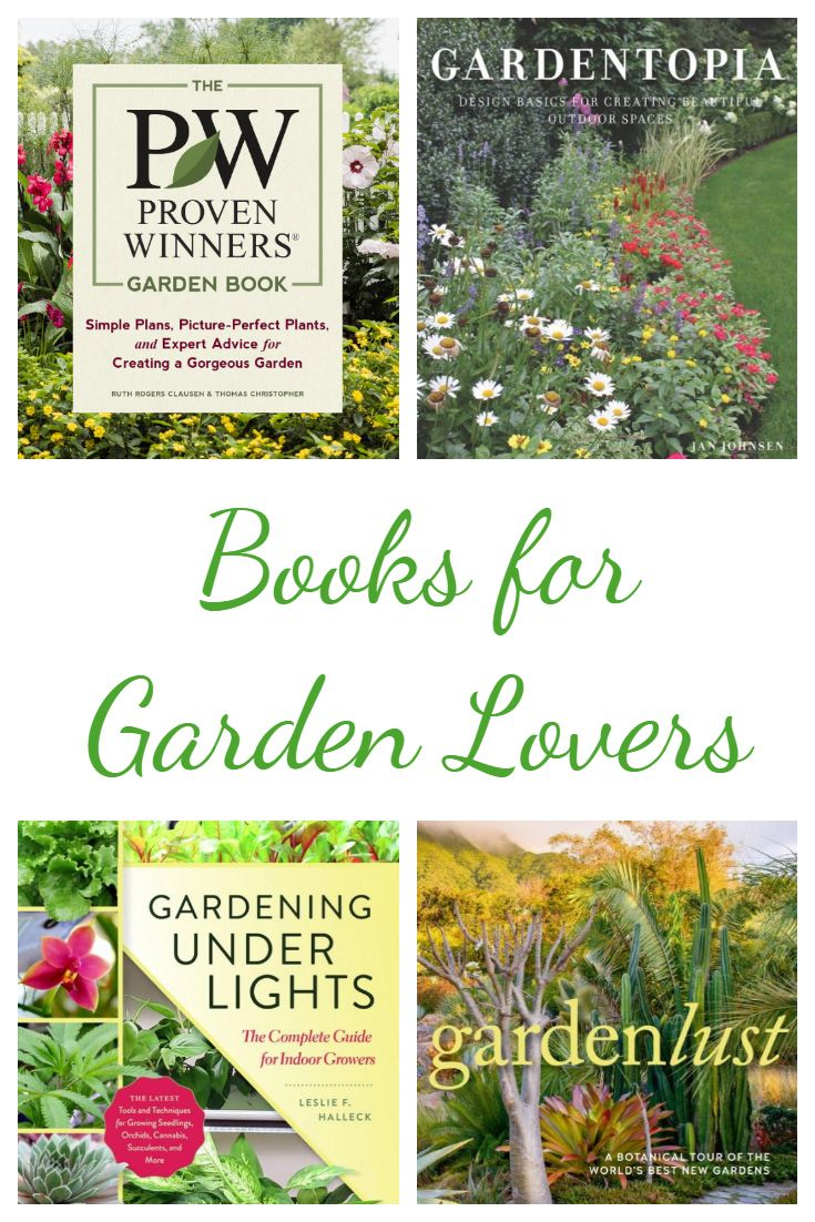 This Collection Of Gardening Books Will Make Your Heart Swoon