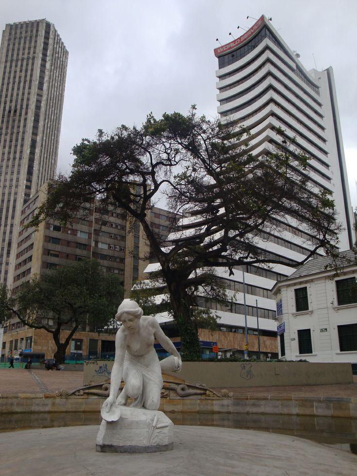 La Rebeca, Centro Internacional, Bogotá. Colombia