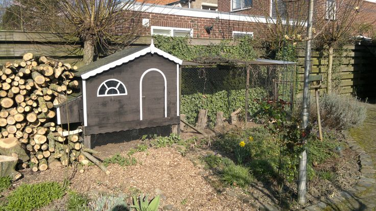 Bouwvergunning kippenhok nodig? (Check het Hier) http://www.fredsbouwtekeningen.nl/blog/bouwtekeningen/bouwvergunning-kippenhok/