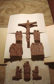 bozzetto per altare, Virgilio Milani, fotografia Roberto Bottari