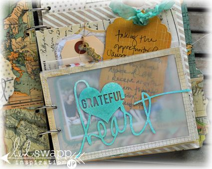 LOVE these vellum envelopes by Jamie Pate...and all of that #heididigi!!!