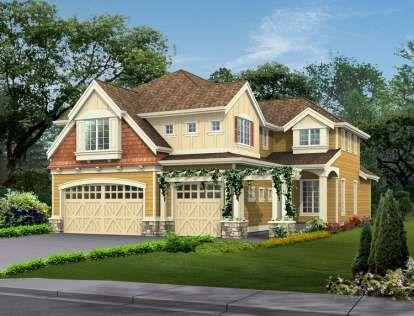 House Plan 341 00211 Northwest Plan 4 582 Square Feet