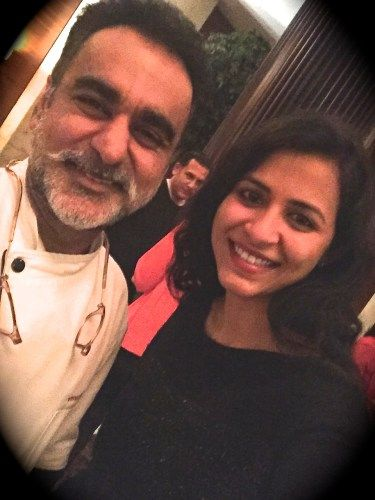 Superb Indian food by Chef Vineet Bhatia in Grosvenor House - Indego by Vineet [From www.shesaidshesaid.co]