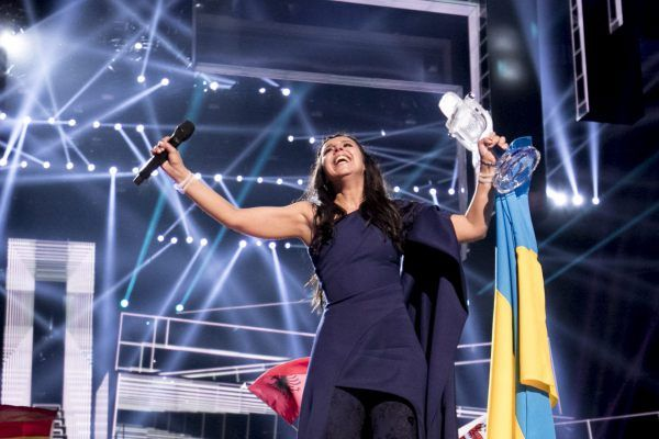 Ukraine wins the 2016 Eurovision Song Contest