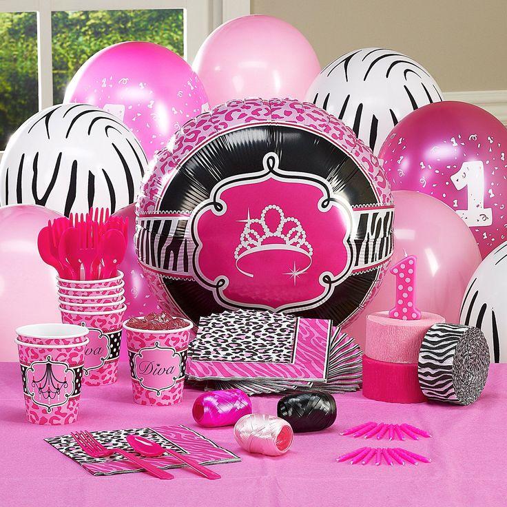 25+ Best Ideas About Diva Party Decorations On Pinterest