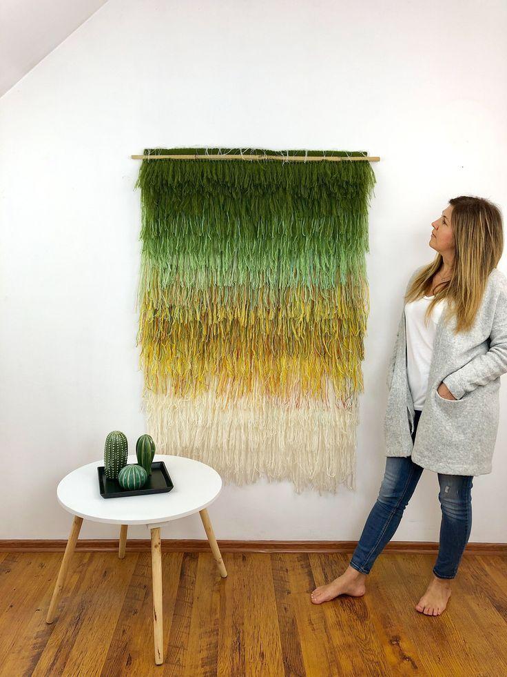 Art Boho Hanging Modern Mural Tapestry Tissage Wall Weaving Woven Boho Wall Hanging Woven Tapestry Wall Tapestry Wall Art Boho Wall Hanging Tapestry