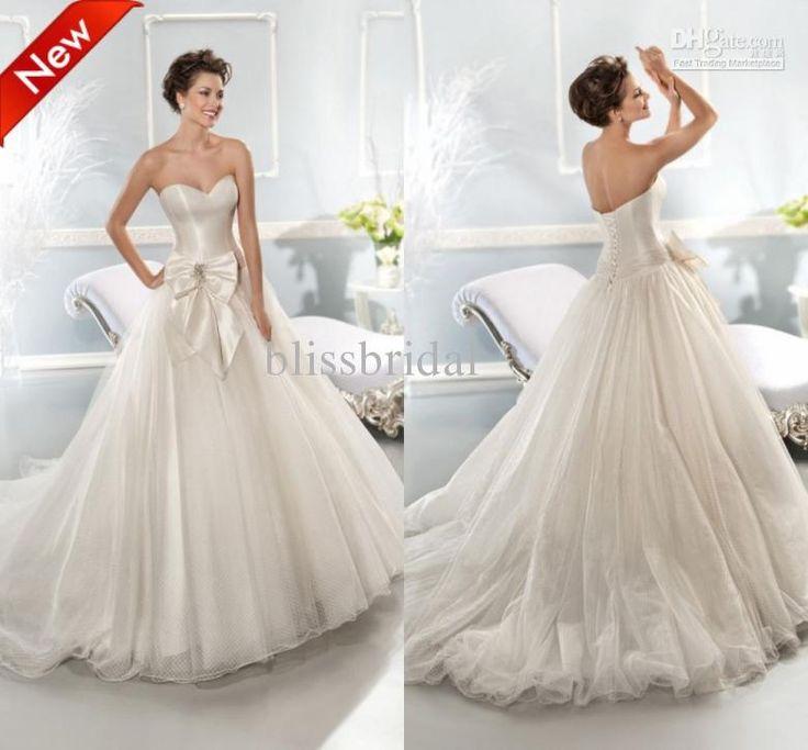Trending  Elegant Sweetheart Ball Gown Sleeveless Floor Length Lace Up Organza Bridal Dresses Pnina Tornai Wedding