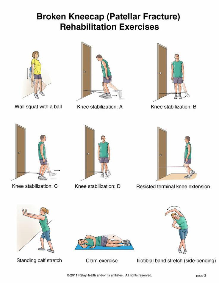 exercises for patellar subluxation - Google Search