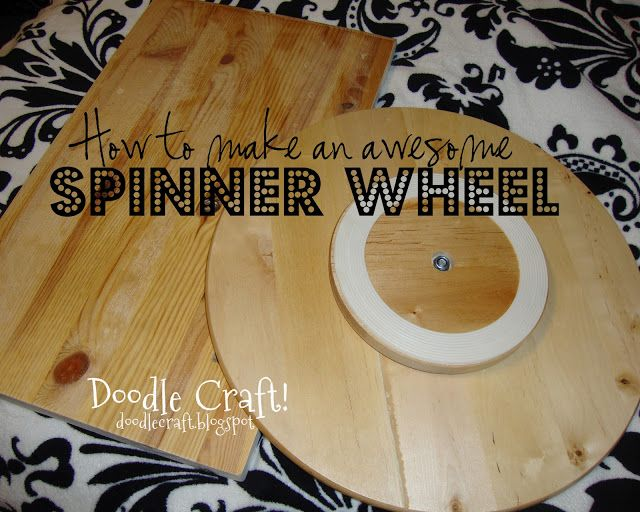 This isn't for the office but needed a place to put it for now! Doodle Craft...: Super Spinner Wheel of Awesomeness!