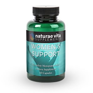 Stop being a prisoner of menopause and its life-disturbing symptoms! Naturae Vita's Women's Support is a complete menopausal aid and dietary supplement containing a unique blend of herbs, vitamins and naturally derived hormone regulators that can help ease symptoms such as hot flashes, night sweats, sleep disturbances, depression, bone loss, irregular cycles, and flooding, without the risks associated with prescriptionContinue Reading