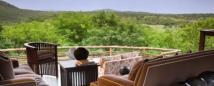 Phinda Mountain Lodge - Phinda Game Reserve