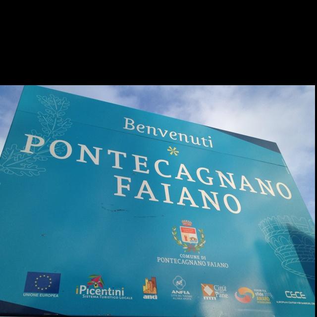 Benvenuti a Pontecagnano Faiano