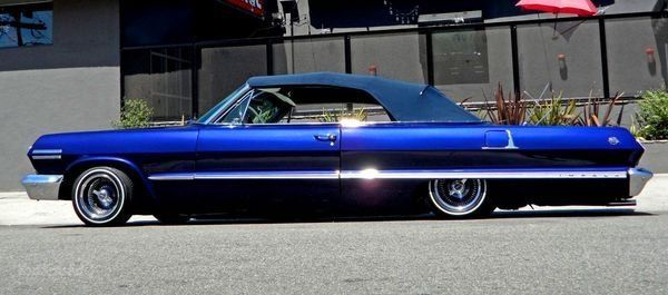 Chevrolet Impala SS by West Coast Customs for Kobe Bryant