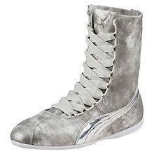 Eskiva Hi Metallic boxing boots
