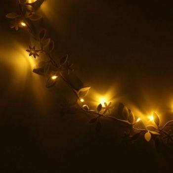 Bright+Night+LED+égősor+virágok