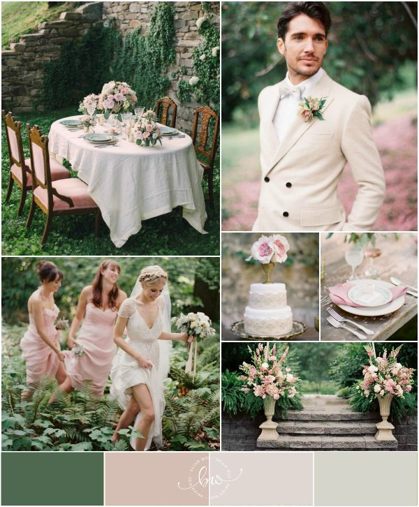 Secret Garden Wedding Inspiration via @Giselle Pantazis Howard Pantazis Howard Pantazis Howard Sayers Wed