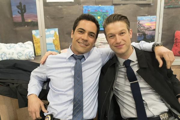 I would have LOVED to have a couple of seasons that featured both Nick and Carisi. They worked well with each other and Danny and Peter are both EXTREMELY HOT!