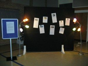 Prayer Stations for All Saints Day from creativetheology.wordpress.com