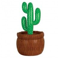 Inflatable Cactus Cooler $49.95 BE57082