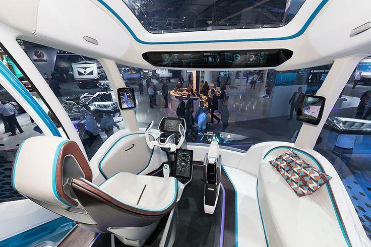 Presentan Iveco Z Truck prototipo del camión del futuro