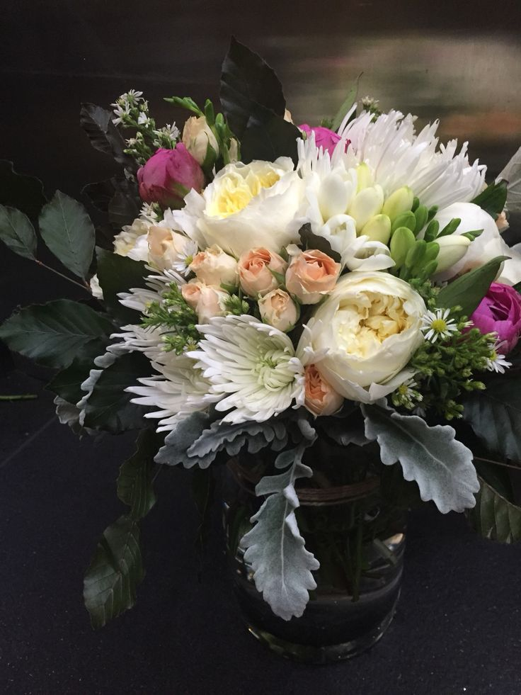 Small wedding bouquet