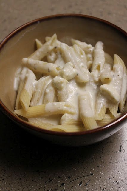 Laughing Cow Alfredo Sauce (weight watchers friendly)