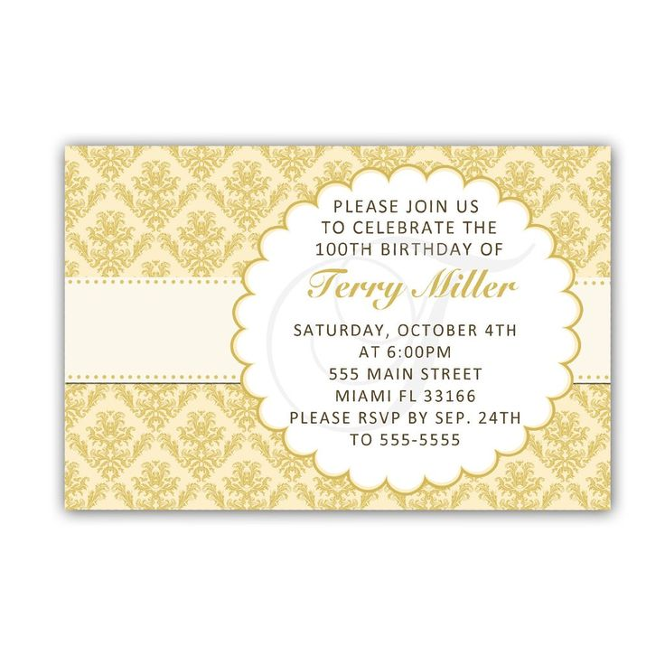25 best Adult Birthday Invitations images on Pinterest | Monograms ...