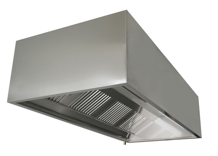 Serie 5000/F - Wall Mounted, exhaust & induction system