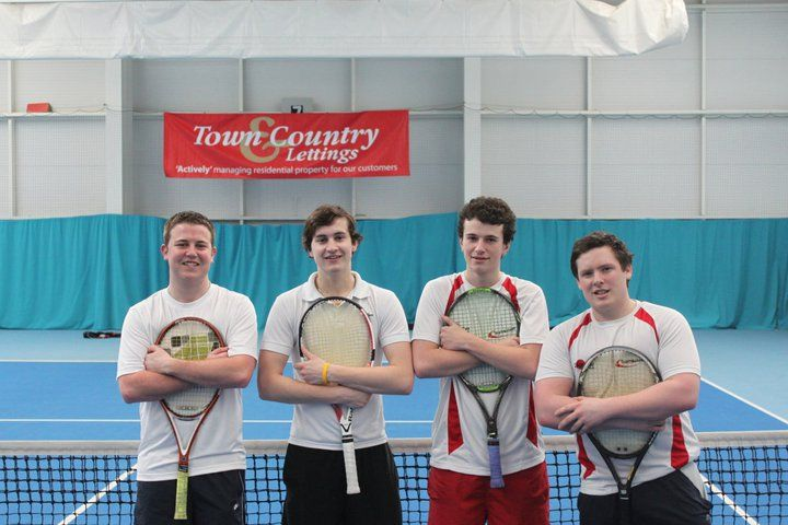 Team Solent Tennis. For more info on the team, visit: www.solent.ac.uk/tennis