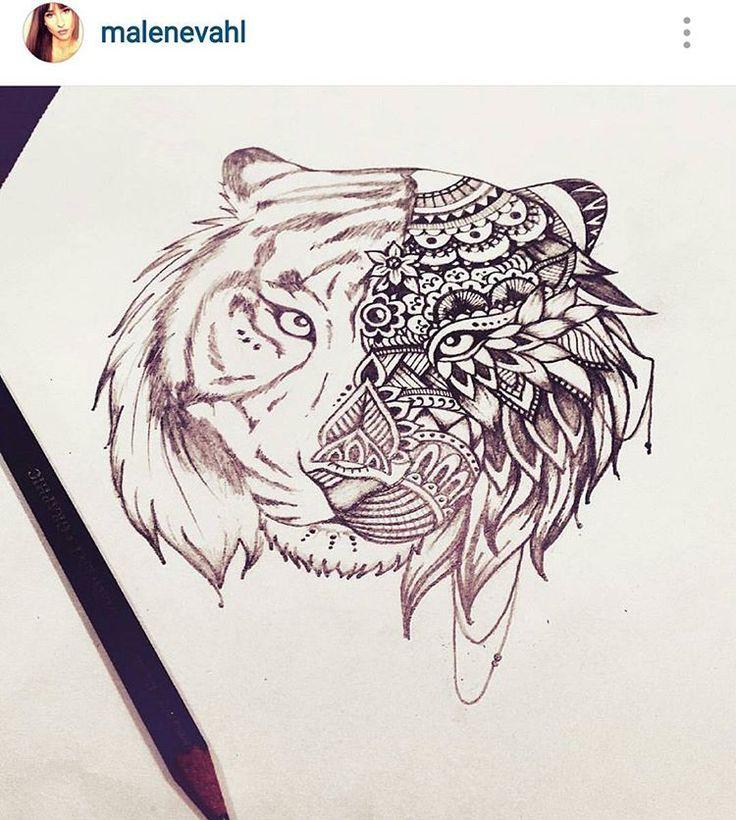 best 20 tiger tattoo design ideas on pinterest tiger tattoo tiger face tattoo and tiger tatto. Black Bedroom Furniture Sets. Home Design Ideas