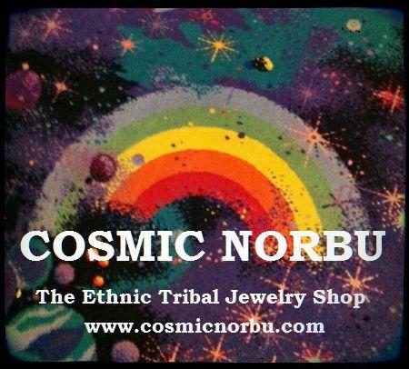 ✿ COSMIC NORBU ✿ The Ethnic Tribal Jewelry Shop