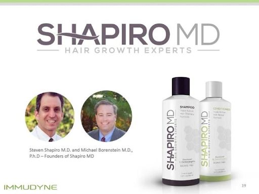 Shapiro MD Shampoo is a chemical that is the making of over 5 years of imaginative work. It intends to help patients of the disease alepocia that causes male example sparseness on one's sanctuary and can spread to various zones of the body. Most setbacks encountering alepocia consistently take the course of simply shaving off their entire heads. Buy Shapiro MD online from here http://www.greathealthreview.com/shapiro-md-hair-shampoo/
