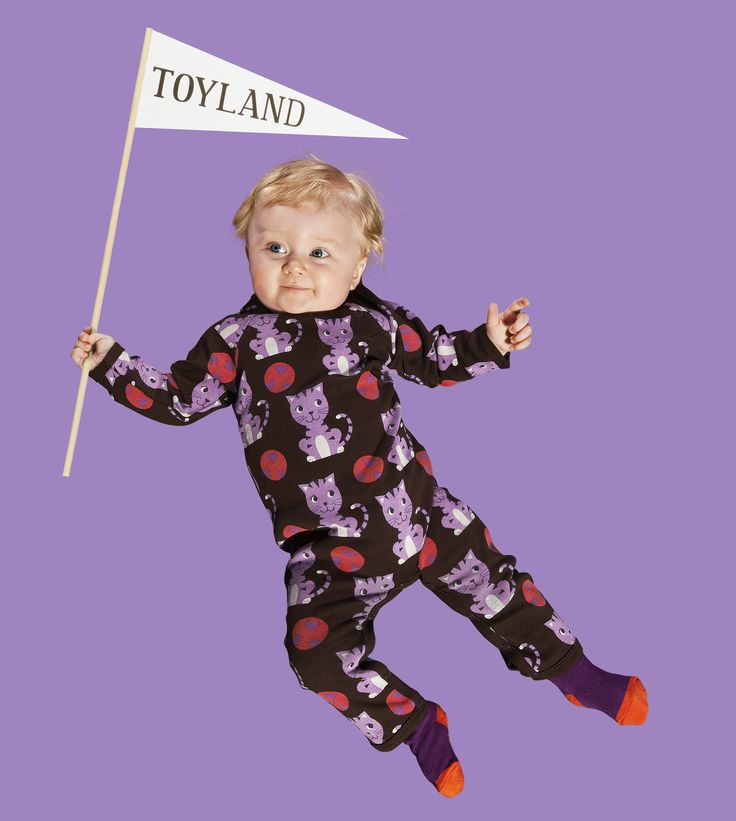 ej sikke lej AW13 TOYLAND Collection Kitty print