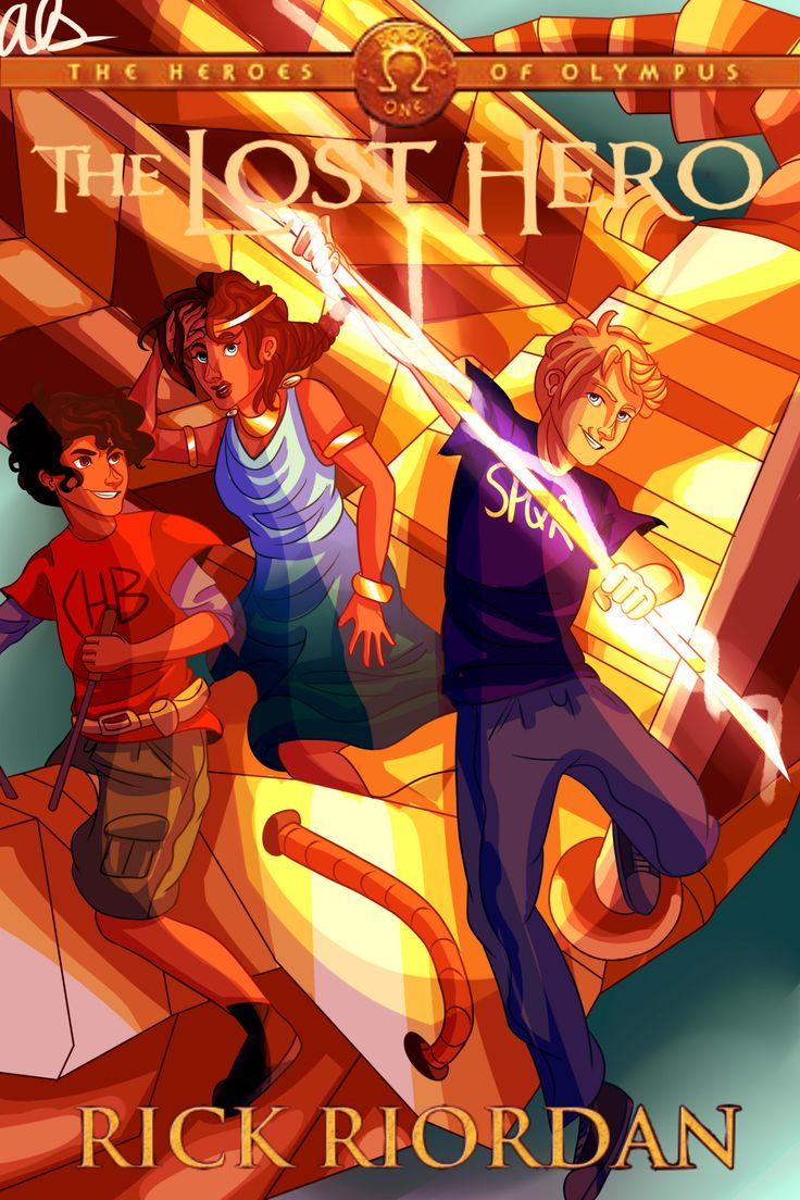 The Lost Hero Rick Riordan Percy Jackson & Heroes Of