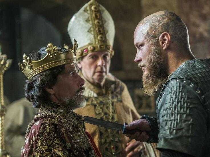 Vikings Staffel 4 Offizieller Trailer - 2016 Sneak Peek