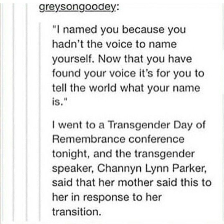 """LGBT tumblr """"I named you"""" -- Wow that's deep                                                                                                                                                                                 More"""