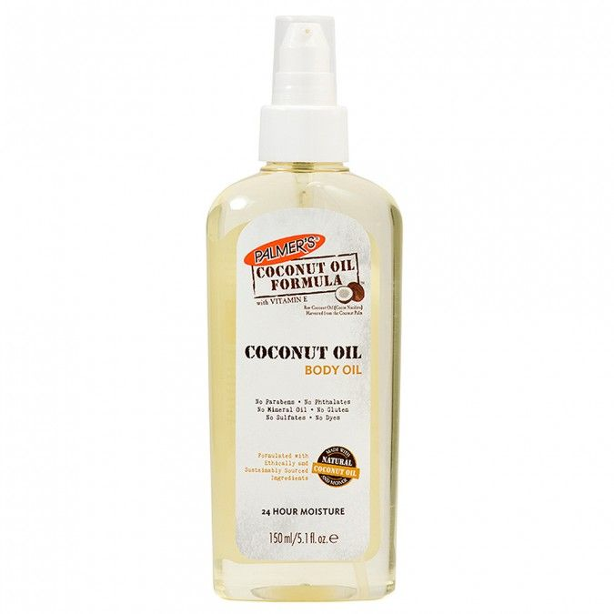 Palmer's Coconut Oil formula Body Oil 150 mL