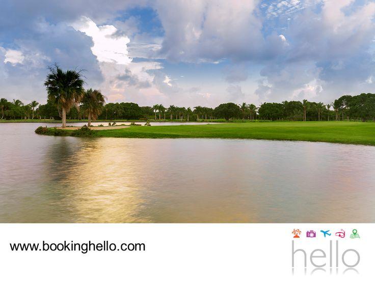 VIAJES PARA JUBILADOS. En Punta Cana podrás disfrutar de tu retiro laboral, viviendo el mejor all inclusive en los resorts Catalonia, las mejores playas y hasta en uno de esos inigualables campos de golf que distinguen a este lugar. En Booking Hello te invitamos a conocer nuestros packs, para que te des la oportunidad de gozar tus días fuera de la rutina en este paraíso caribeño. #elcaribeparajubilados