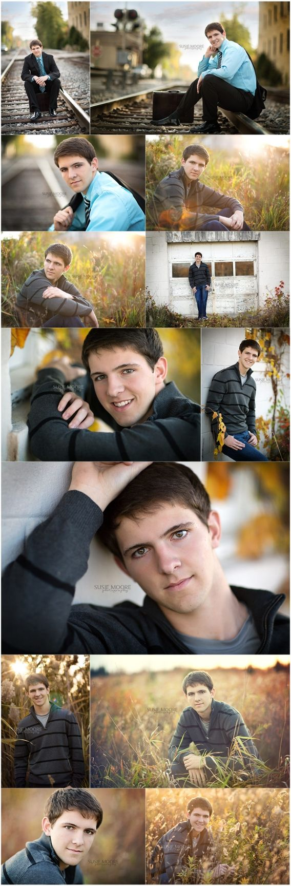 Senior Picture Ideas for Guys | Click this link to follow my Senior GUYS board for inspiration at https://www.pinterest.com/JillLevenhagen/