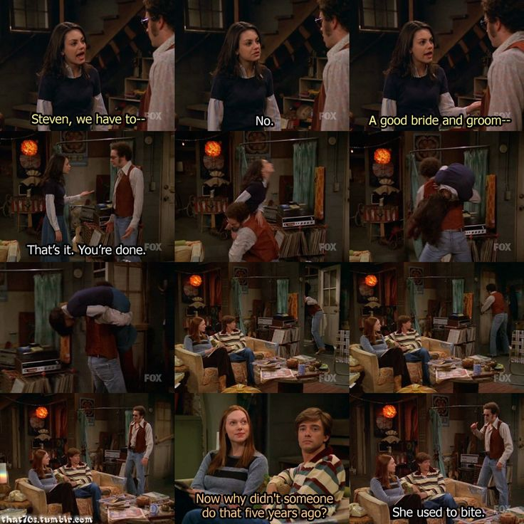 Jackie and Hyde -- That 70s Show