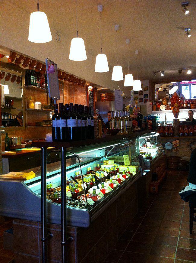 Jamón Jamón, beste lunchplek in Haarlem
