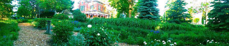 Inn The Garden Bed And Breakfast Lexington Michigan