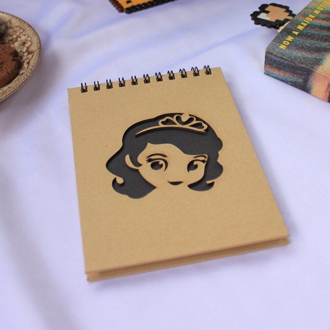 Launched a new series of notebooks! 🎉 This set was inspired by my niece 👶✨ Check them out 💃💃