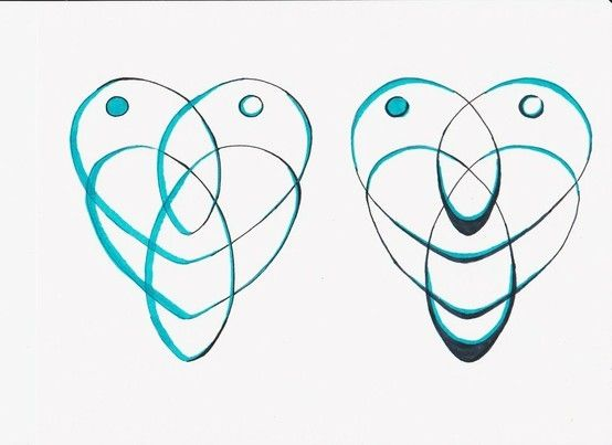 Great tattoo idea ~ celtic motherhood symbol.  And here I thought I'd be good with only one tat.