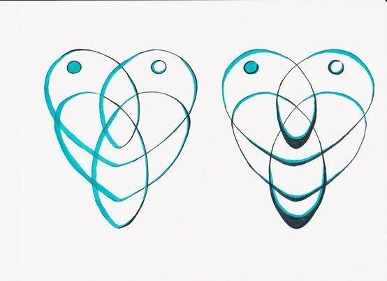 Great tattoo idea ~ celtic motherhood symbol.   Add dermals.