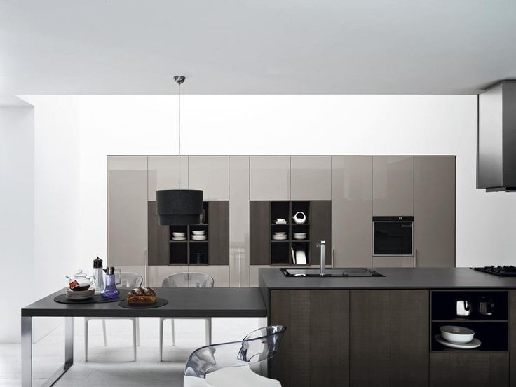 294 best Kitchen images on Pinterest Contemporary unit kitchens - nobilia küchen bewertung
