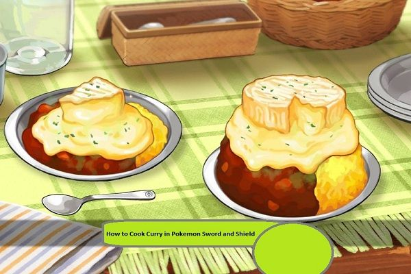 How To Cook Curry In Pokemon Sword And Shield Food Game Food Food Challenge