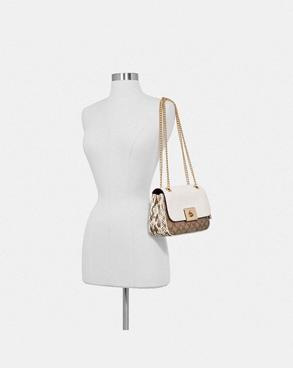 eb086ec748d Cassidy crossbody in signature canvas in 2019 | Fashion | Canvas ...